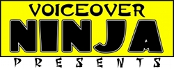 Voiceover Ninja Presents